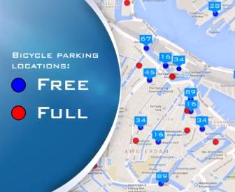 Fietsparkeren overzicht parkeerlocaties
